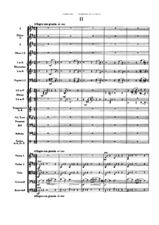 Movement II: Full score by Pyotr Tchaikovsky