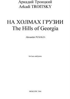 Upon the Hills of Georgia: Upon the Hills of Georgia by Arkadi Troitsky