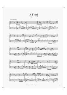 A Fiori: A Fiori by Tatjana Davidoff