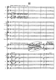 Piano Concerto in A Minor, Op.16: Movement III by Edvard Grieg