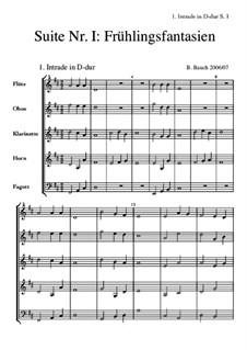 Suite Nr.1: 1 Intrade by Bernhard Bauch