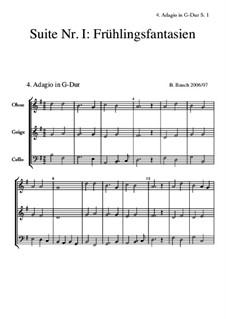 Suite Nr.1: 4 Adagio by Bernhard Bauch