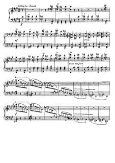 Trois Caprices-Valses, S.214: No.3 Valse de concert by Franz Liszt