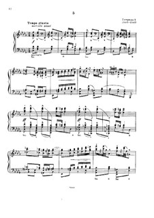 Magyar Dalok (Hungarian National Melodies), S.242: No.5 in D Flat Major by Franz Liszt