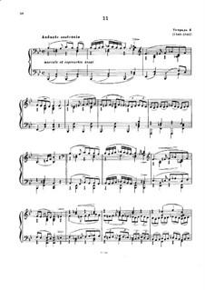 Magyar Dalok (Hungarian National Melodies), S.242: No.11 in B Flat Major by Franz Liszt