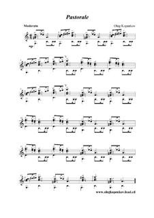 Pastorale, Op.3: Pastorale by Oleg Kopenkov