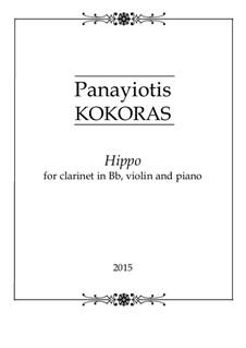 Hippo: Hippo by Panayiotis Kokoras