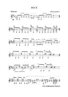 Rock, Op.2: Rock by Oleg Kopenkov