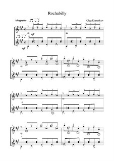 Rochabilly, Op.2: Rochabilly by Oleg Kopenkov