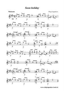 Soon Holiday, Op.1: Soon Holiday by Oleg Kopenkov