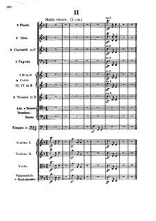 Movement II: Full score by Ludwig van Beethoven