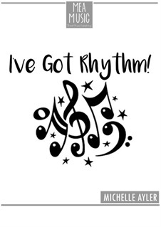 I've Got Rhythm (Easy Piano Solo): I've Got Rhythm (Easy Piano Solo) by MEA Music