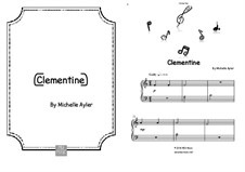 Clementine: Clementine by MEA Music