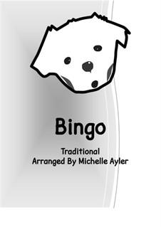 Bingo: Level 2B by MEA Music