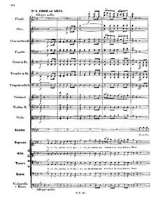 Die Hochzeit des Camacho (Camacho's Wedding), Op.10: Act I, No.8-11 by Felix Mendelssohn-Bartholdy