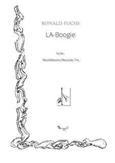 LA-Boogie: LA-Boogie by Ronald Fuchs