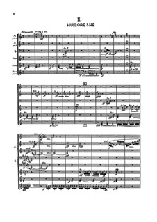 Symphony No.6 'Simple', FS 116: Movement II by Carl Nielsen