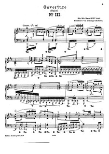 Complete Cycle: Version for piano by Johann Sebastian Bach