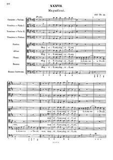 Magnificat: Magnificat by Johann Rudolf Ahle