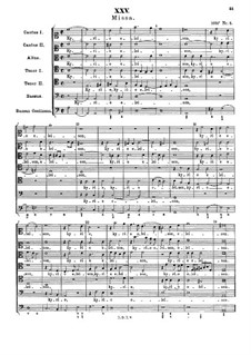 Mass in A Minor: Mass in A Minor by Johann Rudolf Ahle