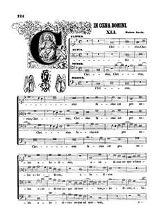 Christus factus est: Christus factus est by Giammateo Asola