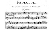 La Reine des Péris: Prologue by Jacques Aubert