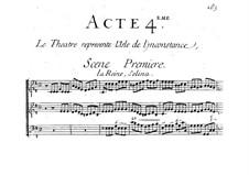 La Reine des Péris: Act IV by Jacques Aubert