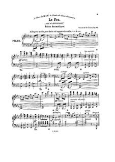 Le Fou, Op.81: Le Fou by Óscar de la Cinna