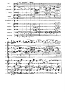 Movement III: Parts by Johannes Brahms