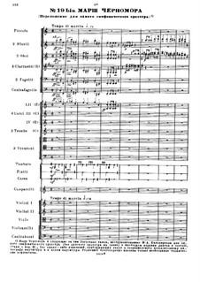 Fragments: Act IV. No.19-20 by Mikhail Glinka