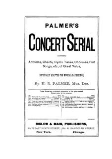 Landkjenning (Land Sighting), Op.31: Piano-vocal score by Edvard Grieg