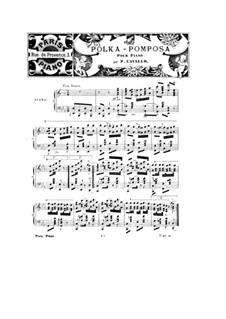 Polka-Pomposa: Polka-Pomposa by Peter Cavallo