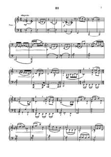 Сонатина No.1 для ф-но: Часть 3 by Vladimir Polionny