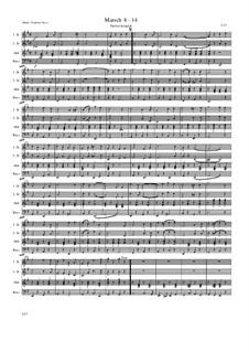 Marsch 8 - 14: Marsch 8 - 14 by Friedrich Gross