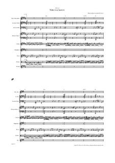 Take it or Leave it, Op.78: Take it or Leave it by JHFP