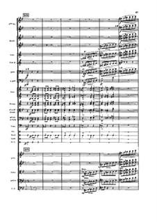 La valse. Choreographic Poem for Orchestra, M.72: Movement II by Maurice Ravel