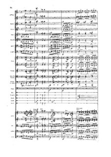 La valse. Choreographic Poem for Orchestra, M.72: Movement III by Maurice Ravel