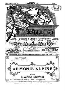 Armonie Alpine: Armonie Alpine by Giacomo Sartori
