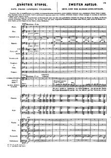 The Snow Maiden: Act II by Nikolai Rimsky-Korsakov
