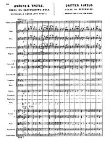 The Snow Maiden: Act III by Nikolai Rimsky-Korsakov