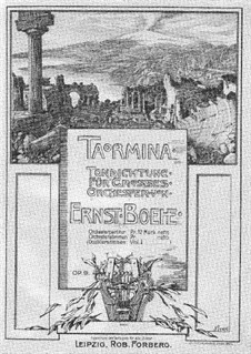 Taormina, Op.9: Taormina by Ernst Boehe