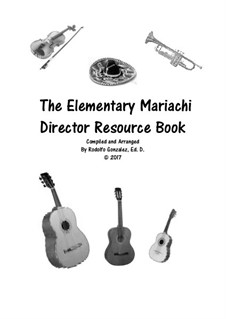 Elementary Mariachi: Full score by folklore