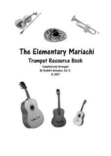 Elementary Mariachi: Trumpet part by folklore