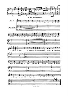 Saul, HWV 53: Author of Peace, who cans't control ev'ry Passion of the Soul. Recitative and Aria for soprano by Georg Friedrich Händel