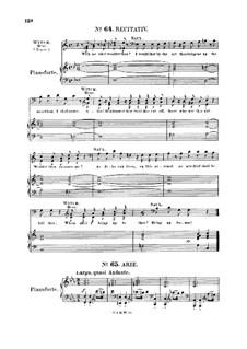 Saul, HWV 53: Infernal spirits, by whose pow'r. Aria for alto by Georg Friedrich Händel