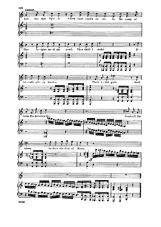Samson, HWV 57: Thus when the sun in's watery bed. Recitative and Aria for tenor by Georg Friedrich Händel