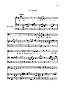 Saul, HWV 53: O king, your favours with delight I take. Aria for tenor by Georg Friedrich Händel