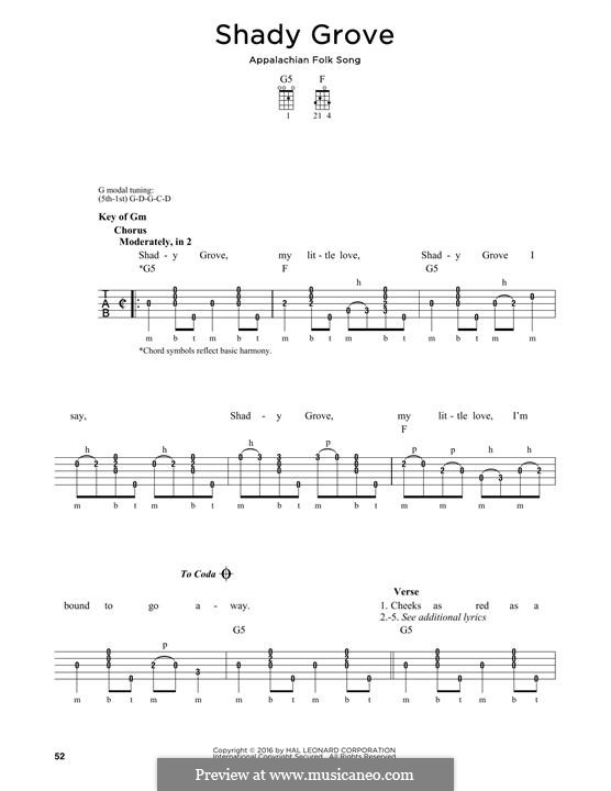 Shady Grove Chords Gallery Chord Guitar Finger Position