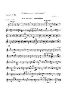 Suite from Ballet 'Arlekinada': No.2 Pizzicato Polka by Riccardo Drigo