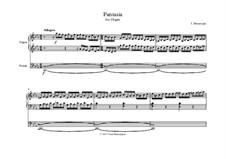 Fantasia for Organ: Fantasia for Organ by Ivan Shmarygin